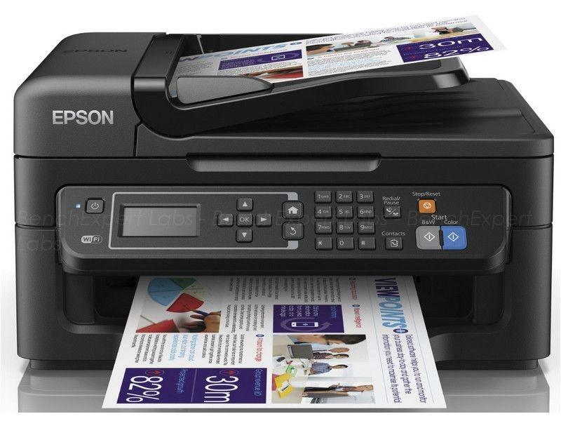 Epson WorkForce WF 2630WF A4 Imprimante à jet d'encre