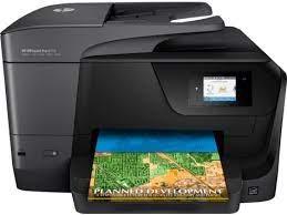 HP OfficeJet Pro 8710 A4 Imprimante jet d'encre multifonction