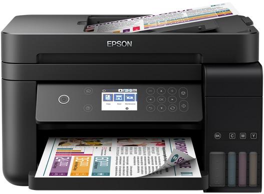Epson EcoTank ET-3750 A4 Imprimante à jet d'encre Couleur