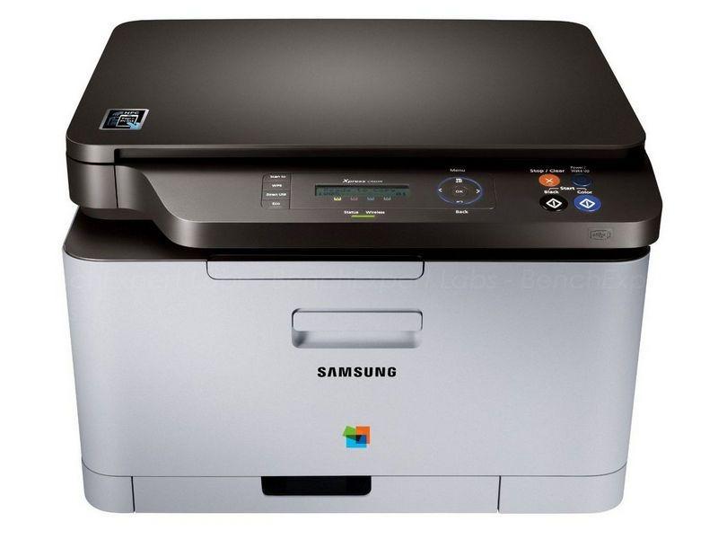 Samsung SL-C460W imprimante multifonction couleur